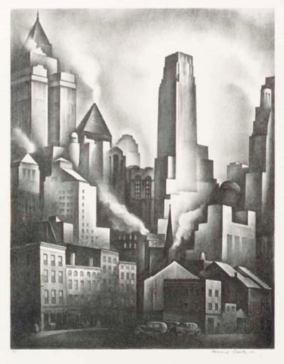 HOWARD COOK (1901-1980)