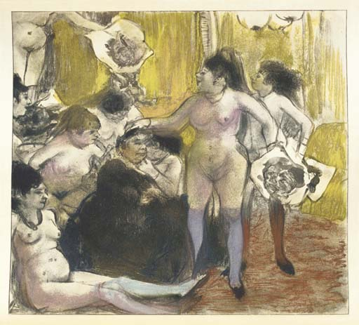 AFTER EDGAR DEGAS