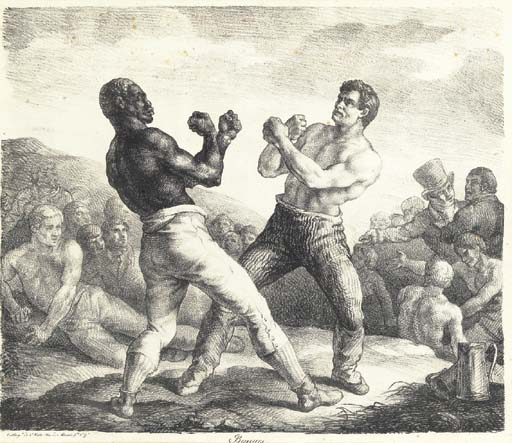 THEODORE GERICAULT (1791-1824)