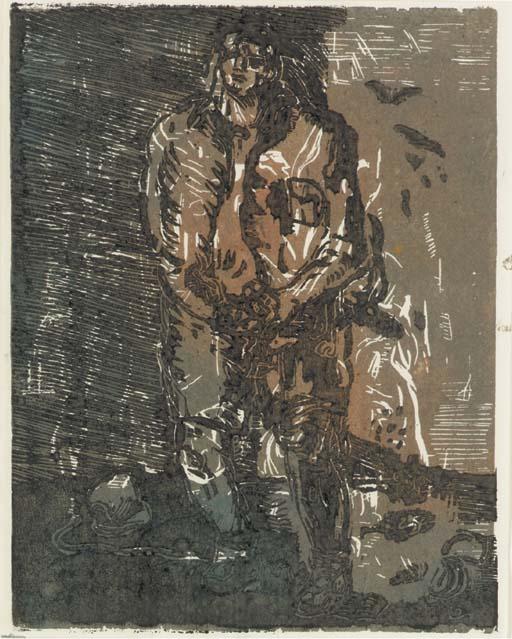 GEORG BASELITZ (B. 1938)