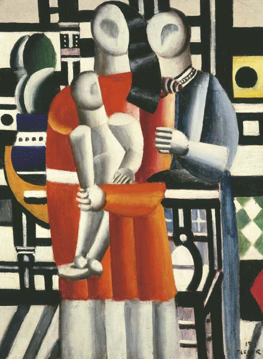 Image result for Lot 19 A | Property from a Private European Collection Fernand Léger (1881-1955) La femme et l'enfant