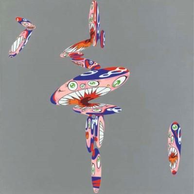 Takashi Murakami (b.1957)