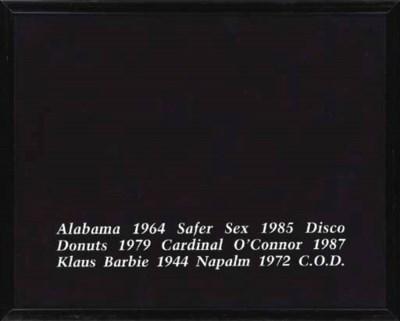 Felix Gonzalez-Torres (1957-19