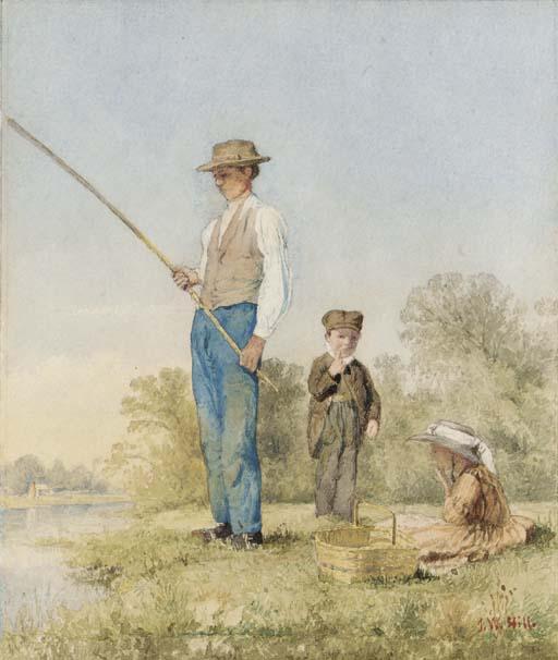John William Hill (1812-1879)