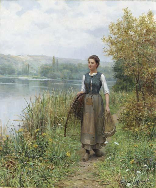 Daniel Ridgway Knight (1839-19