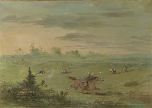 George Catlin (1796-1872)