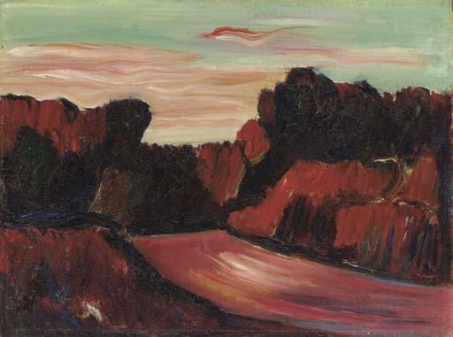 Marsden Hartley (1877-1943)
