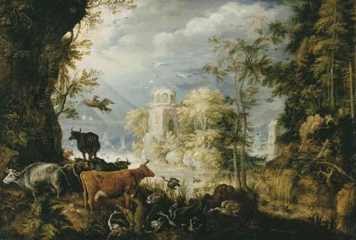 Roelandt Savery (Kortrijk 1576