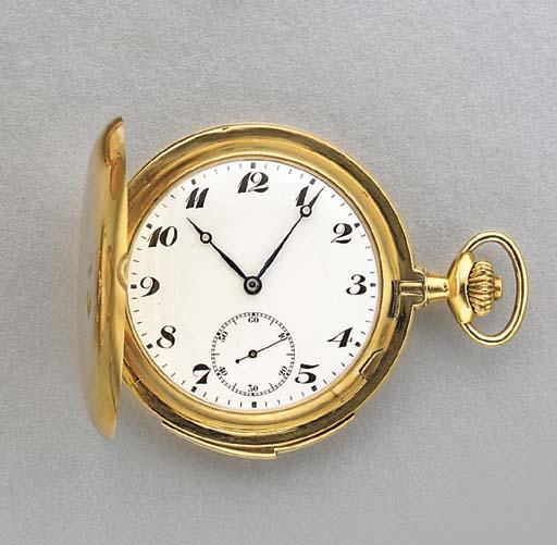 H. Barbezat-Bole. An 18K gold