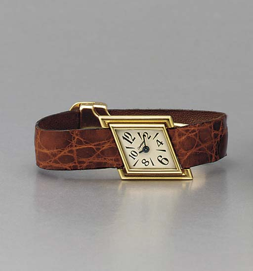 Cartier. A fine and rare lady'