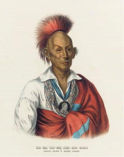 THOMAS L. MCKENNEY (1785-1859)