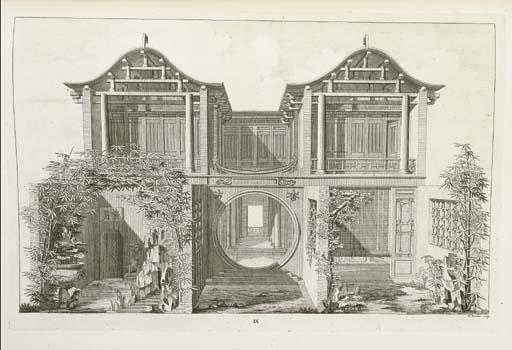 CHAMBERS, Sir William (1726-96