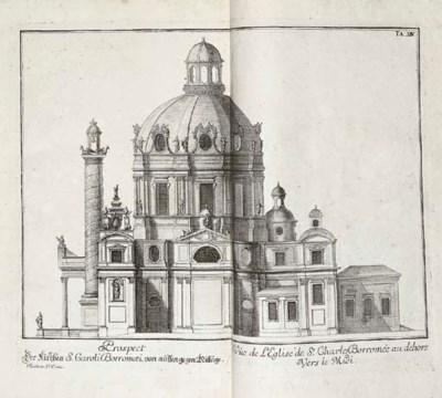FISCHER VON ERLACH, Johann Ber