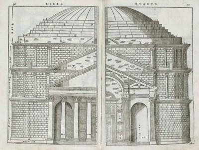 PALLADIO, Andrea (1518-1580).