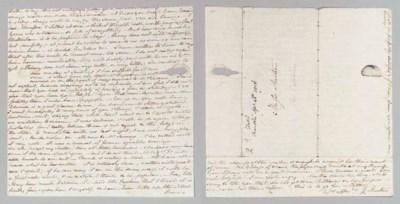AUSTEN, Jane (1775-1817). Auto