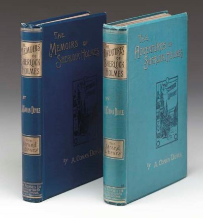 DOYLE, Arthur Conan, Sir (1859