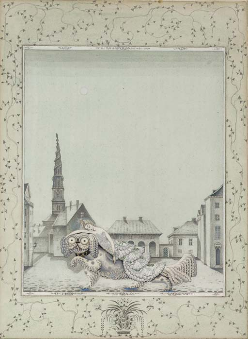 NIELSEN, Kay. Frontispiece for