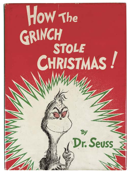 SEUSS, Dr. How the Grinch Stol