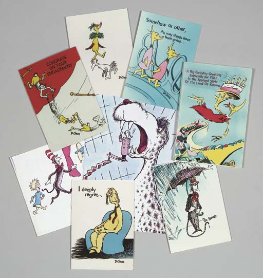 [SEUSS, Dr.] A collection of m