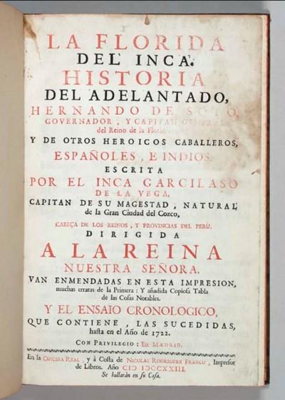 BARCIA, Andres Gonzales. Ensay