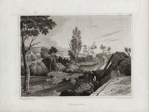 GRAHAM, Maria (1785-1842). Jou