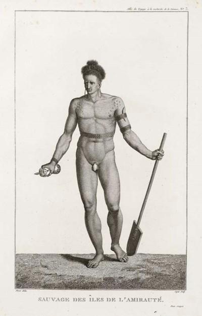 [LA PÉROUSE, Jean François Gal