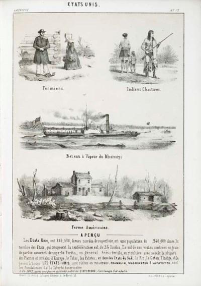 SAINT-AULAIRE, Auguste. Voyage