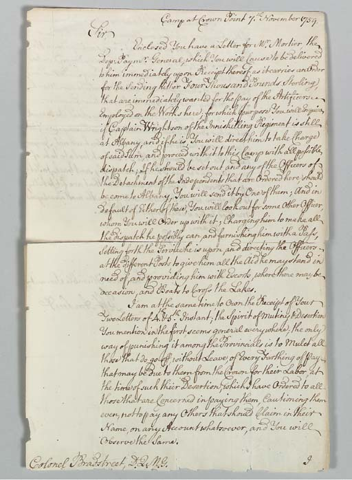 AMHERST, Jeffrey (1717-1797),