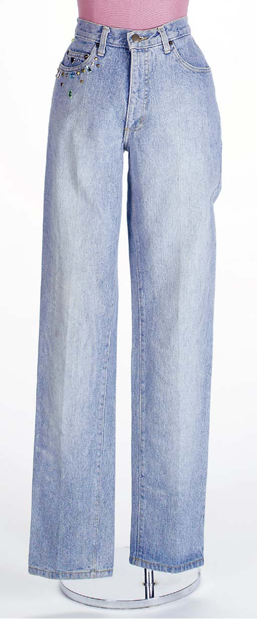 GEENA DAVIS JEANS FROM