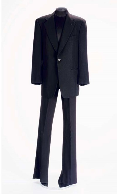 MICHAEL JACKSON SUIT FROM