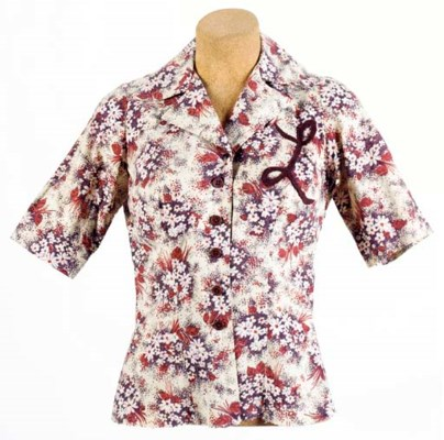 PENNY MARSHALL SHIRT FROM
