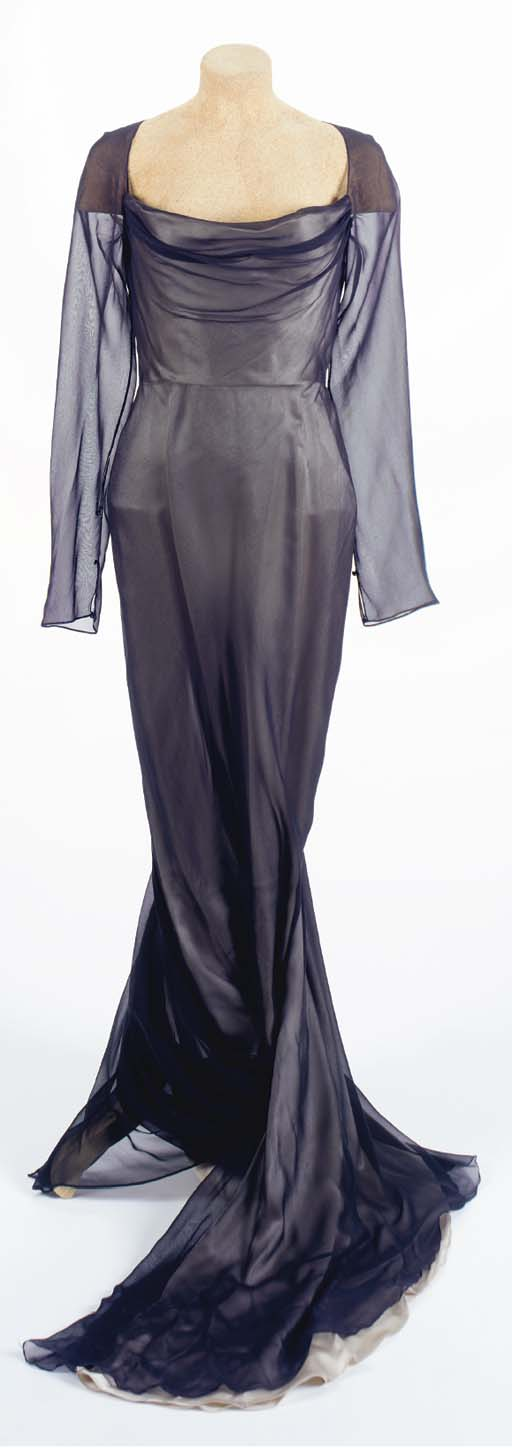 SHARON OSBOURNE DRESS