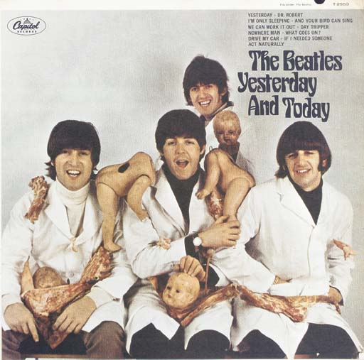 THE BEATLES 'BUTCHER COVER' AL