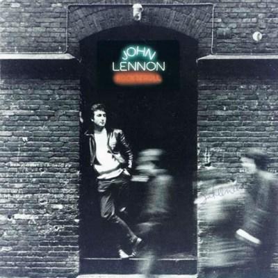 JOHN LENNON SIGNED 'ROCK 'N' R
