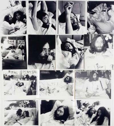 JOHN LENNON PHOTOGRAPHS FROM '