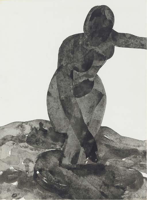 MARY FRANK (b. 1933)