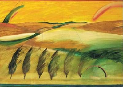 WULF BARSCH (b. 1943)