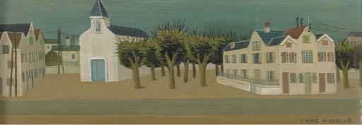 Claude Schurr (b. 1921)