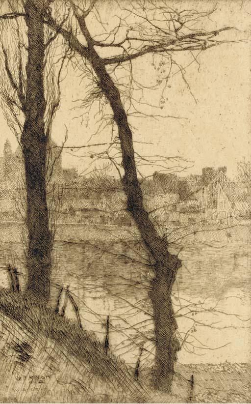 William Auerbach Levy (1889-19