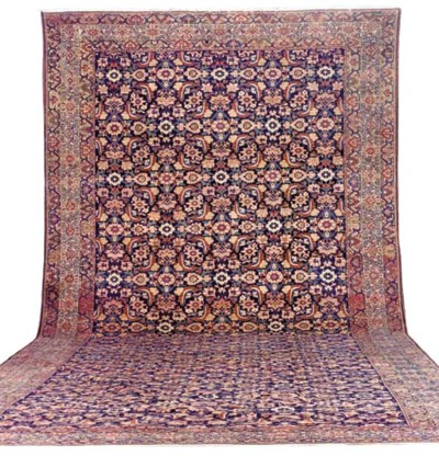 A NORTHWEST PERSIAN CARPET,