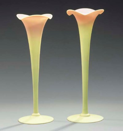 A PAIR OF GLASS
