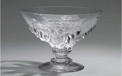 A GLASS BOWL,