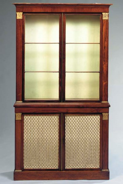 A REGENCY ROSEWOOD AND PARCEL