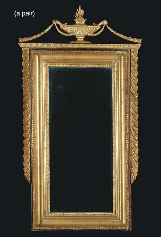 A PAIR OF NEOCLASSICAL STYLE G
