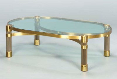 A NEOCLASSIC STYLE POLISHED BR