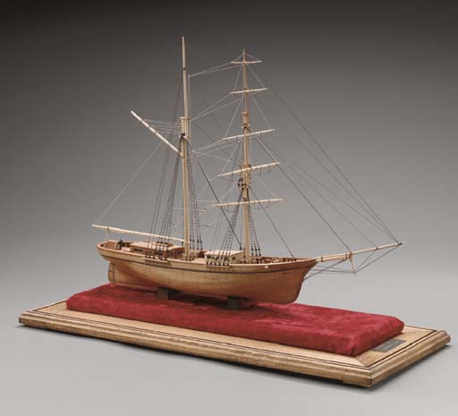 A Scale Model of the Merchant