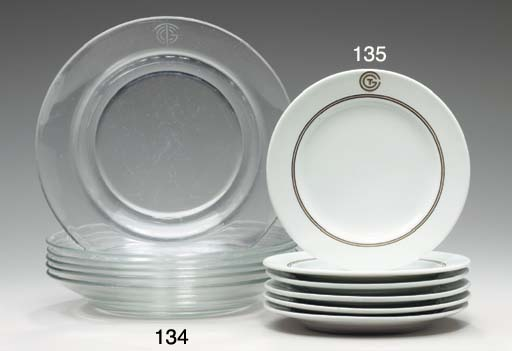 Bread plates for the CGT from