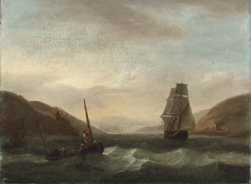 Thomas Luny (British, 1759-183