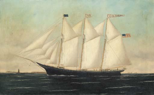 William Pierce Stubbs (America