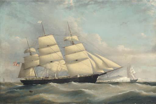 F. Tudgay (British, mid 19thc)